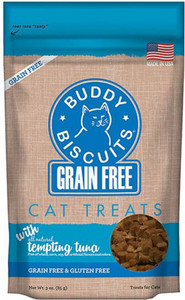 Cloud Star Grain Free Soft and Chewy cat treats-Tuna