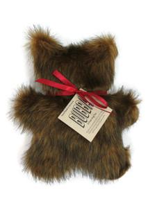Mini Bubba Bear Plush Dog Toy Made in the USA
