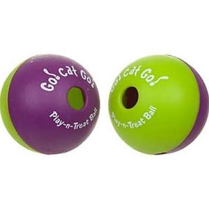 Go Cat Go Play-N-Treat Balls