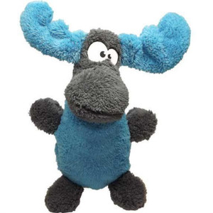 Cycle Dog Duraplush Moose USA Dog Toy