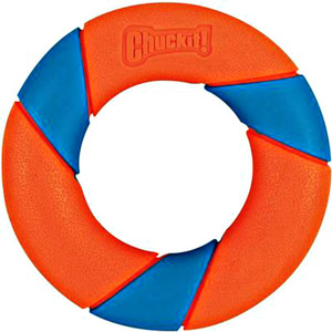 ChuckIt Ultra Ring Fetch Dog Toy