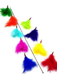 Go Cat Da Bird Kitty Puff Attachment for DaBird cat toy refill lure