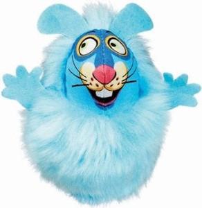 Fat Cat Fluff Bunnies Catnip Toy