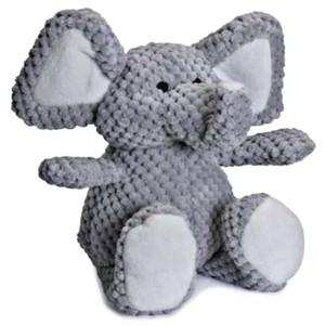 Go Dog Checkers Elephant Dog Toy-Large
