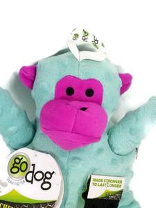 GoDog Crazy Tug Mr. Monkey Blue Large