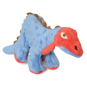 GoDog Stegosaurus with Chew guard- Small