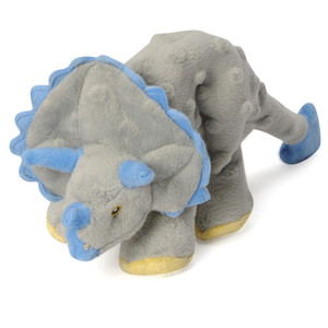 Go Dog Triceratops With Chew guard- Large