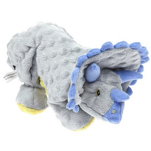 GoDog Triceratops With Chew guard- Small