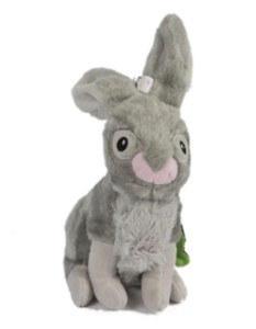 GoDog Wildlife Rabbit with Chewguard Small - Mickeyspetsupplies.com