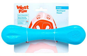 West Paw Design Hurley dog bone toy large