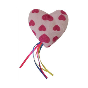 Imperial Cat Heartstrings Refillable  Catnip Toy