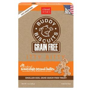 Cloud Star Itty Bitty Baked Grain Free Peanut Butter treats