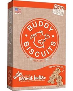 Cloud Star Itty Bitty Baked Peanut Butter dog treats