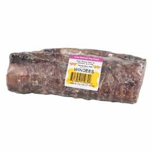 Jones Natural Chews Windees Beef Trachea 6 inches