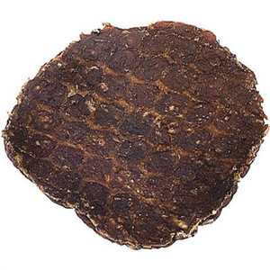 Jones Natural Chews Woofer Beef Patty