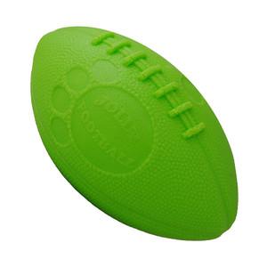 Jolly Pets Football USA Dog Toy-Green