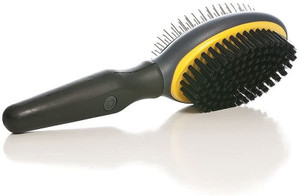 JW GripSoft Double Sided Brush