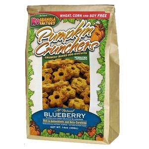 K9 Granola Factory Pumpkin Blueberry Crunchers Dog Treats