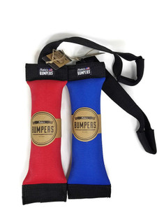 Katie's Bumpers Big Tug Firehose USA dog toy