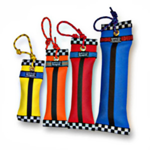 Katie's Bumpers Firehose Heave Hose Medium dog toy