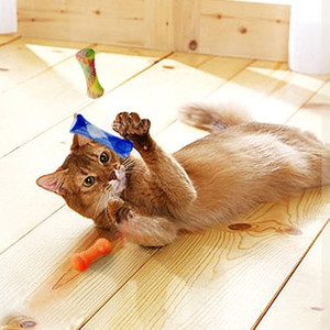 Kitty Boinks cat toy
