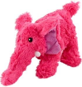 KONG Cozie Plush Dog Toy-Elmer Elephant Medium