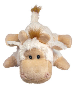 KONG Cozie Plush Dog Toy-Tupper Lamb Medium