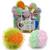 Turbo Fuzzy Ball Cat Toy
