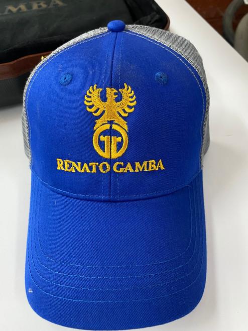 Renato Gamba Royal Blue Hat
