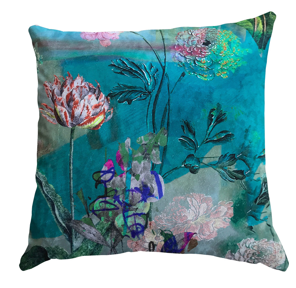 Cushion Cover - I've Had a Change of Heart - Sonia