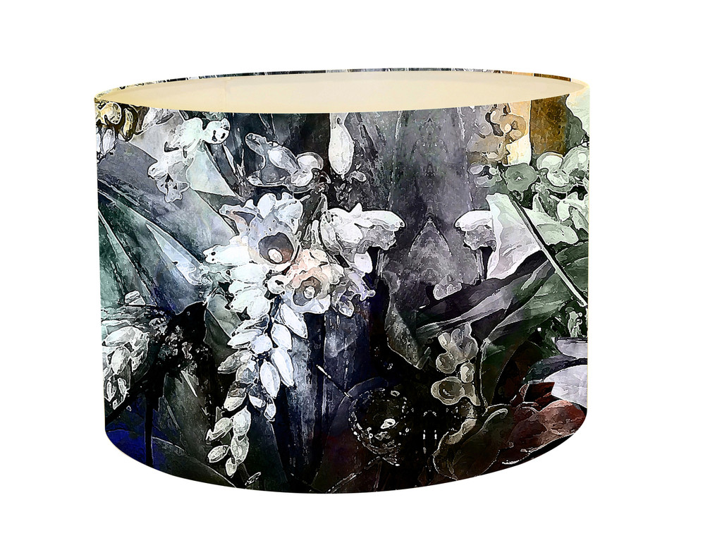 Lampshade - Flower Power - Incandescent