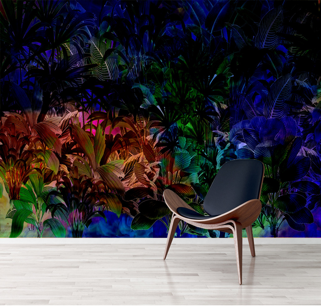 Wallpaper - Jungle Vibe - Hyperbole