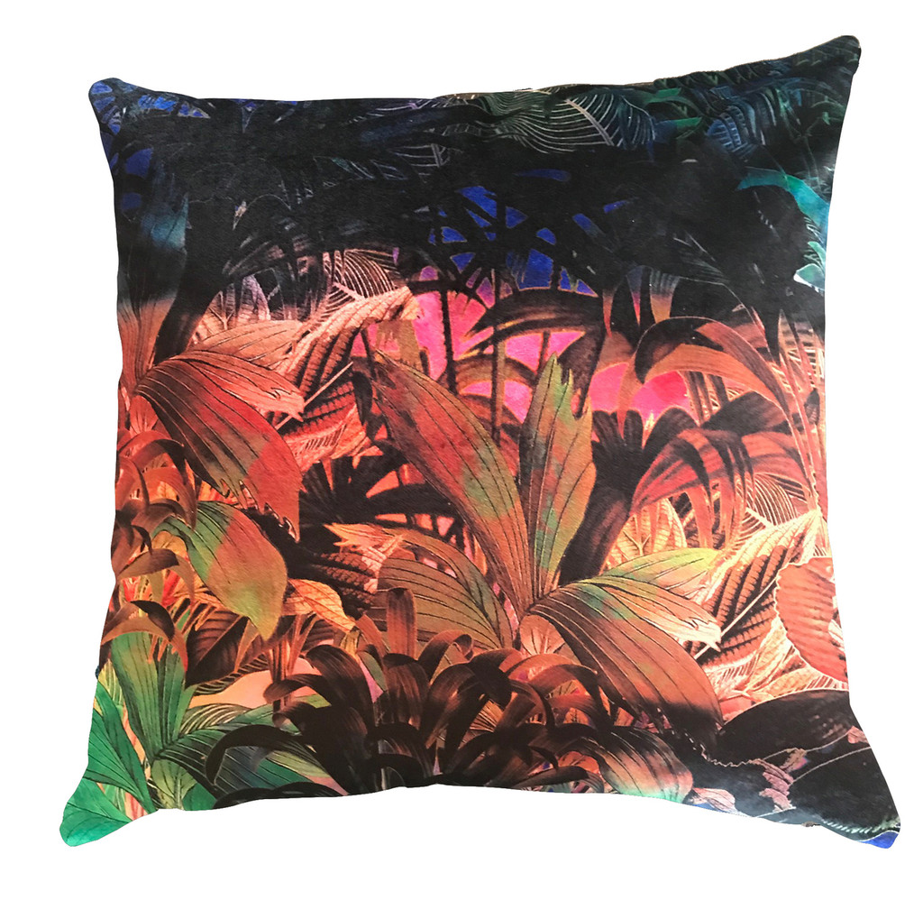 Cushion Cover - Jungle Vibe - Hyperbole