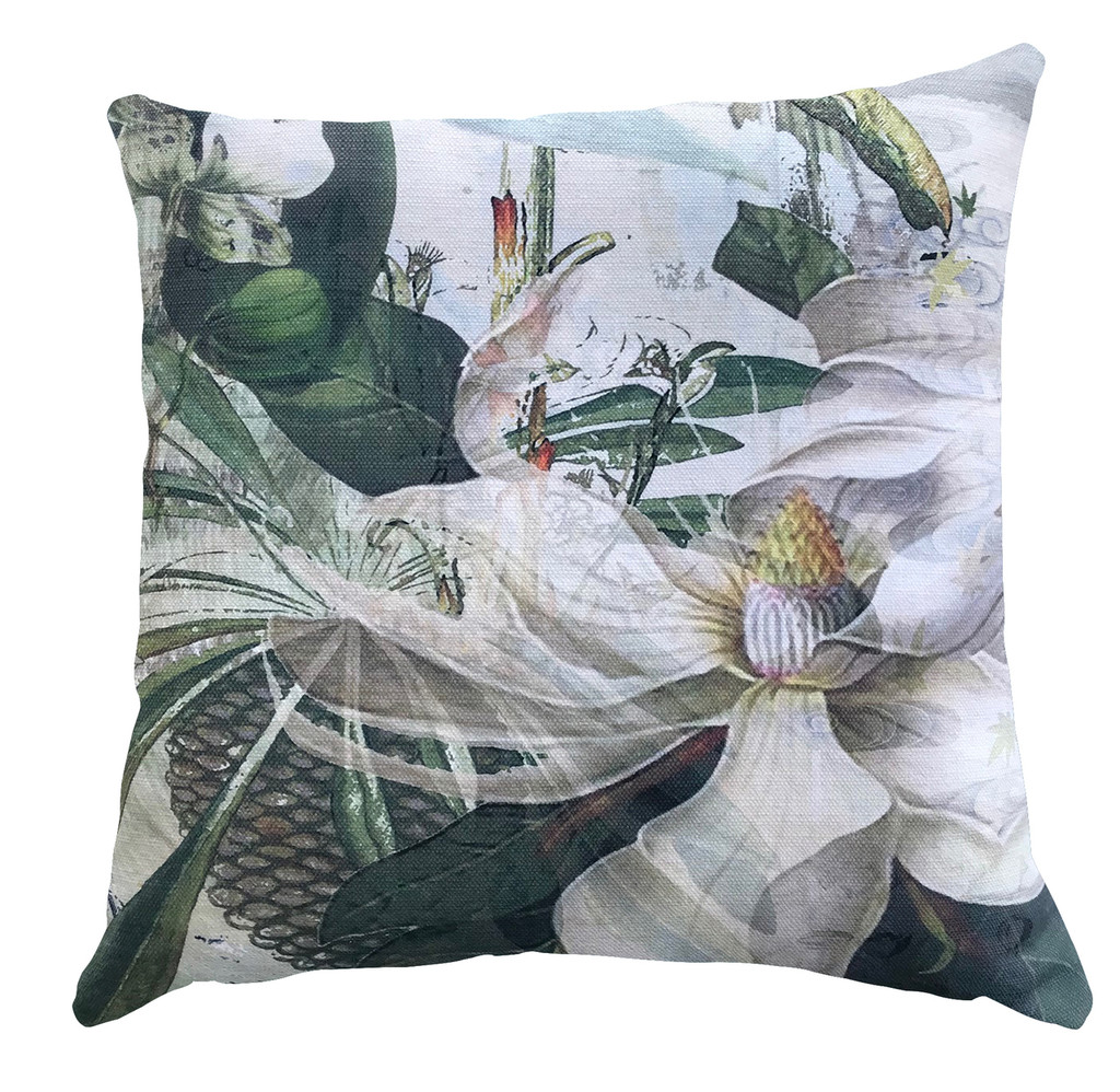 Cushion Cover - Wild Bunch - Magnolia
