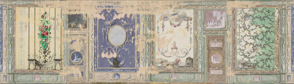 Wallpaper - Faded Empire - So Nearly Lost