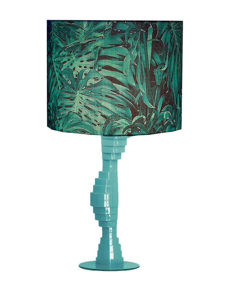 SMALL GREEN LAMPBASE