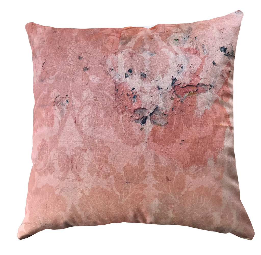 Cushion Cover - Faded Empire - Damaged Rose