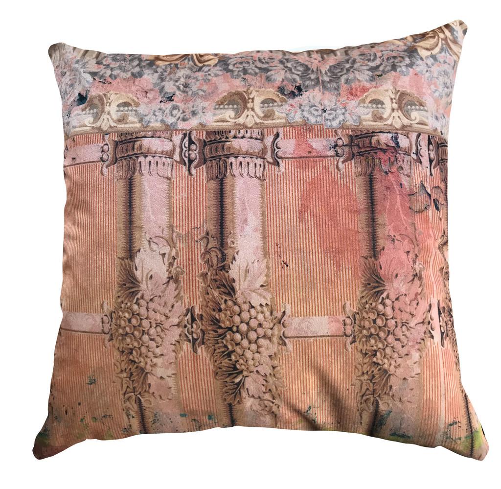 Cushion Cover - Faded Empire - Villa Rosa