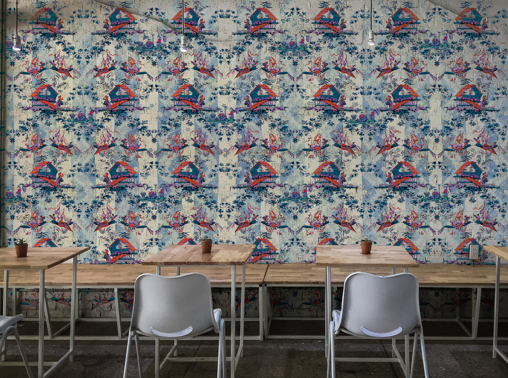 Wallpaper - The Orange Tea House