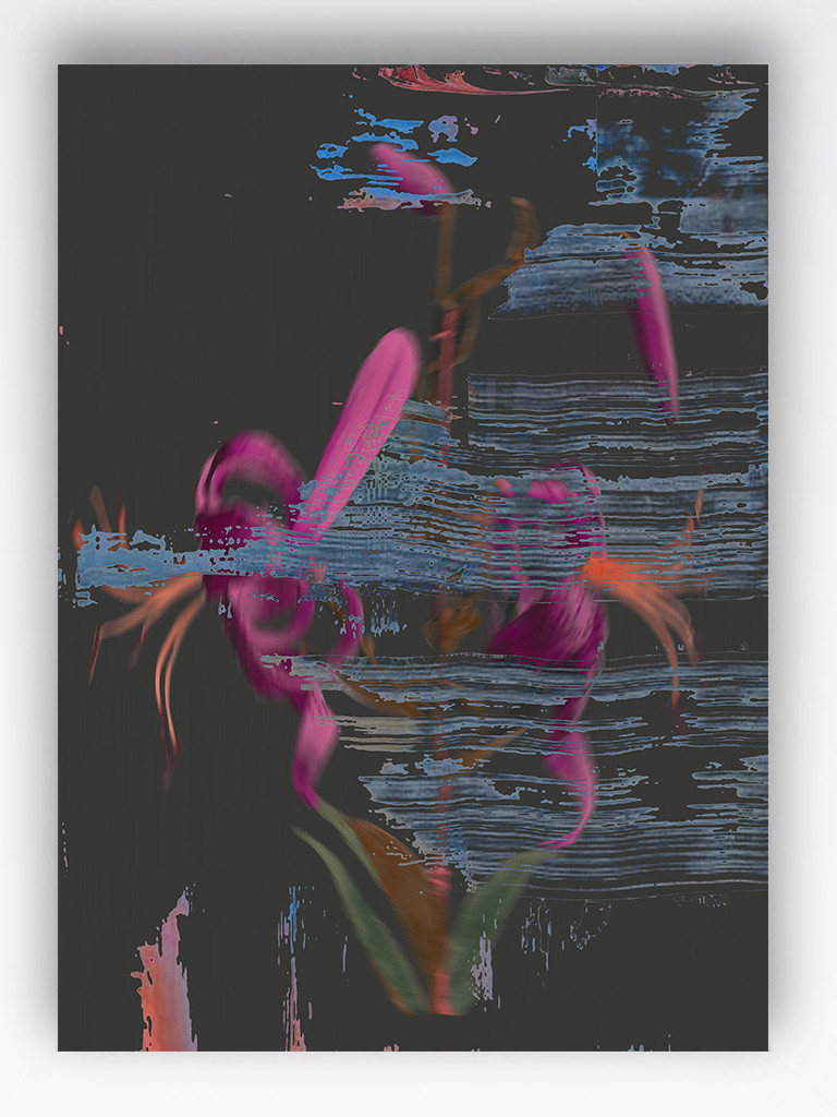 Art Print - Blurred Vision - Tunnel Vision