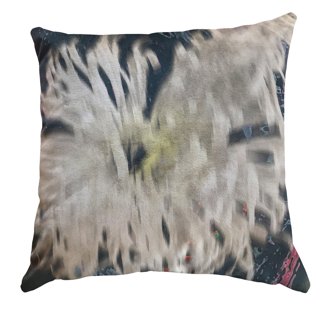 Cushion Cover - Blurred Vision -  Tunnel Vision