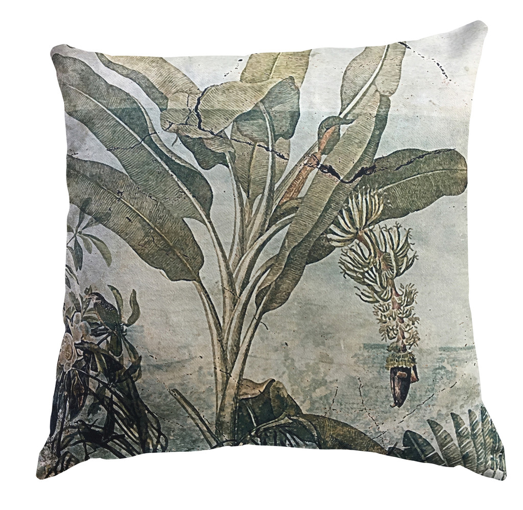 Outdoor Cushion Cover - Fading Forest