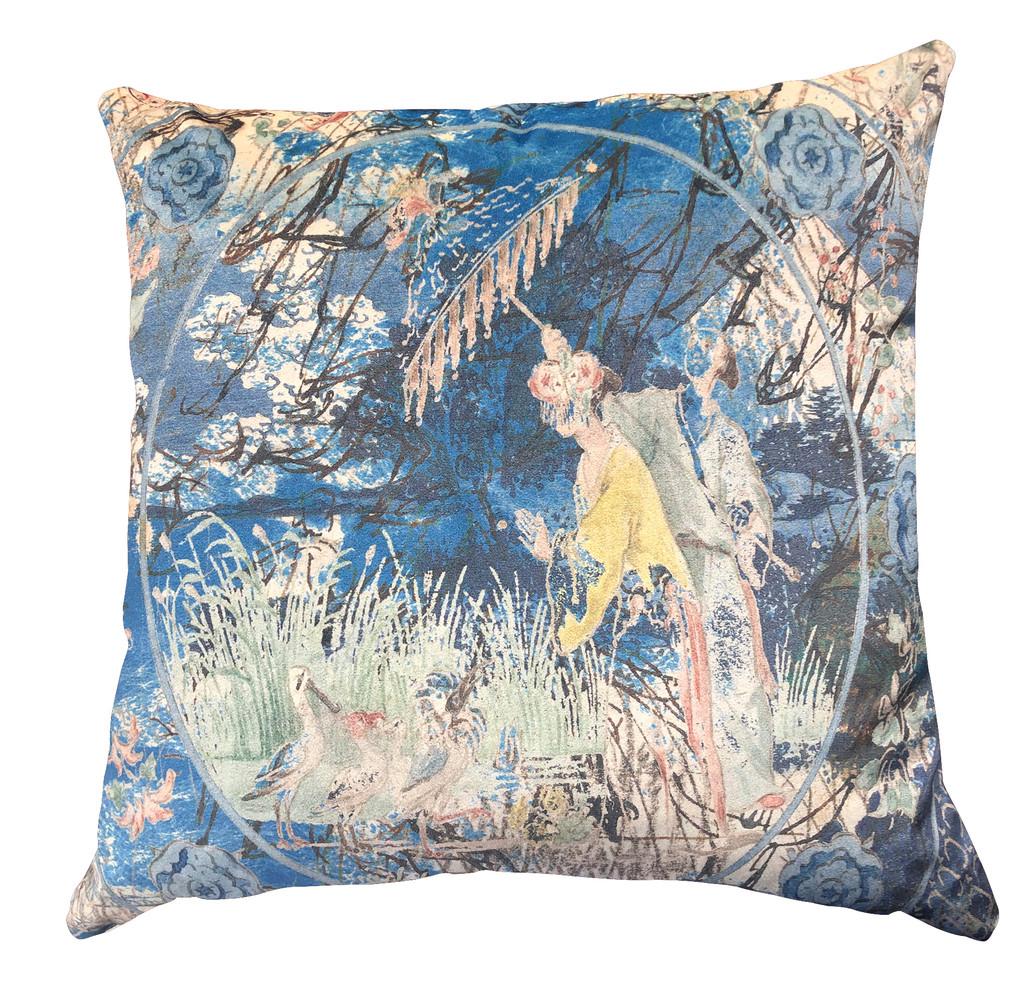 Cushion Cover - Ryokan Dreaming