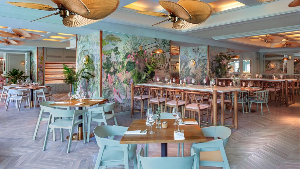 Ginger Restaurant - Park Royal on Beach Road, Singapore