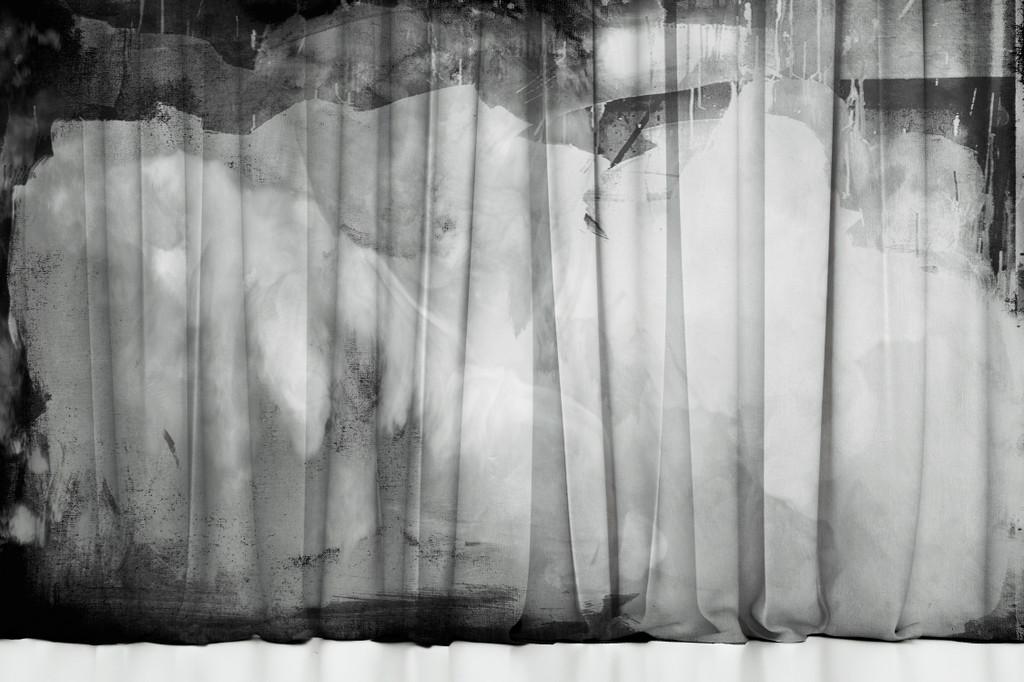 Fabric - Smoke and Mirrors - Magic Mist
