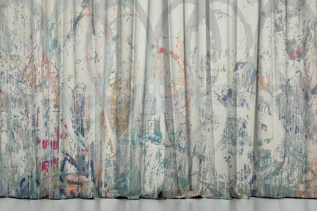 Fabric - Abstract - Urban Playground