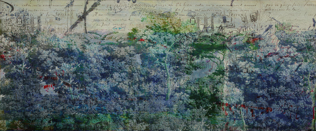 Wallpaper - Casa Mia - Letter from Vincent