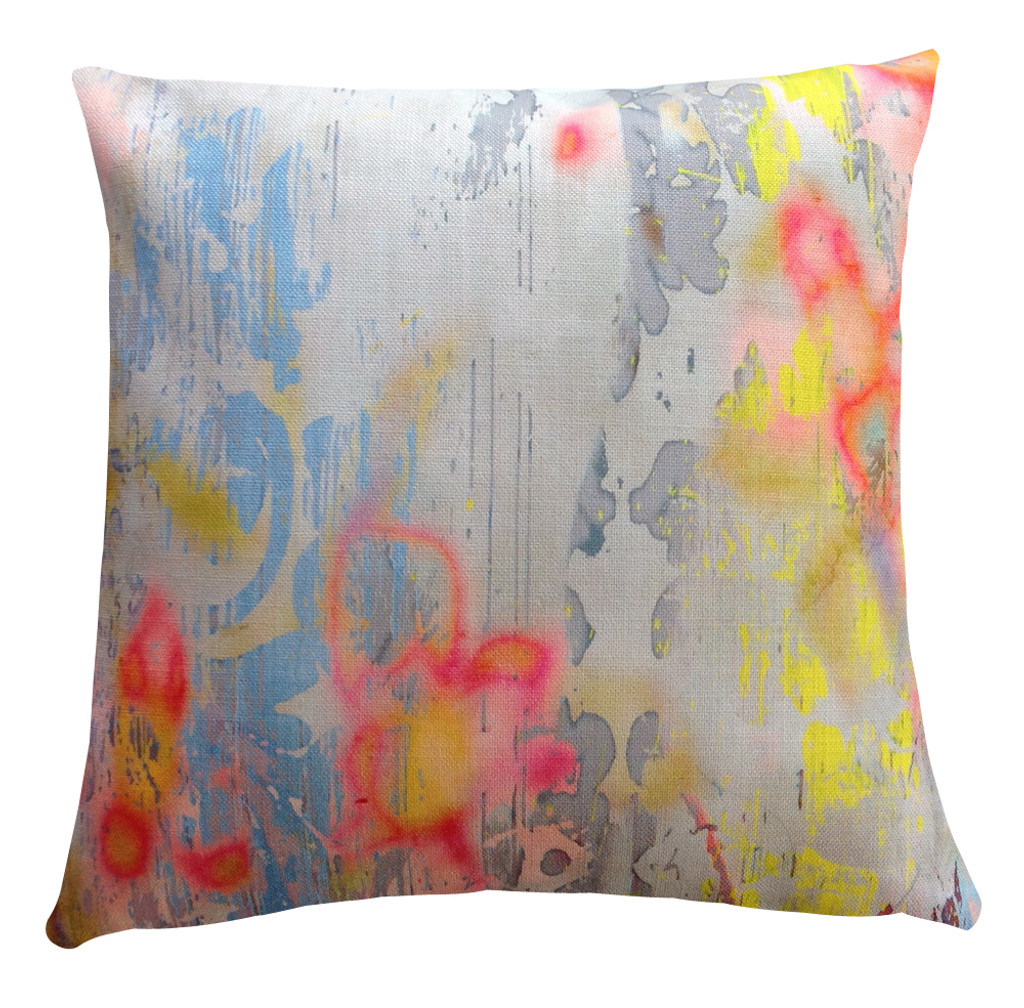 Cushion Cover - Chalky Landscapes