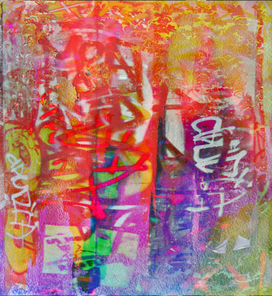 Wallpaper - Ghetto Blaster