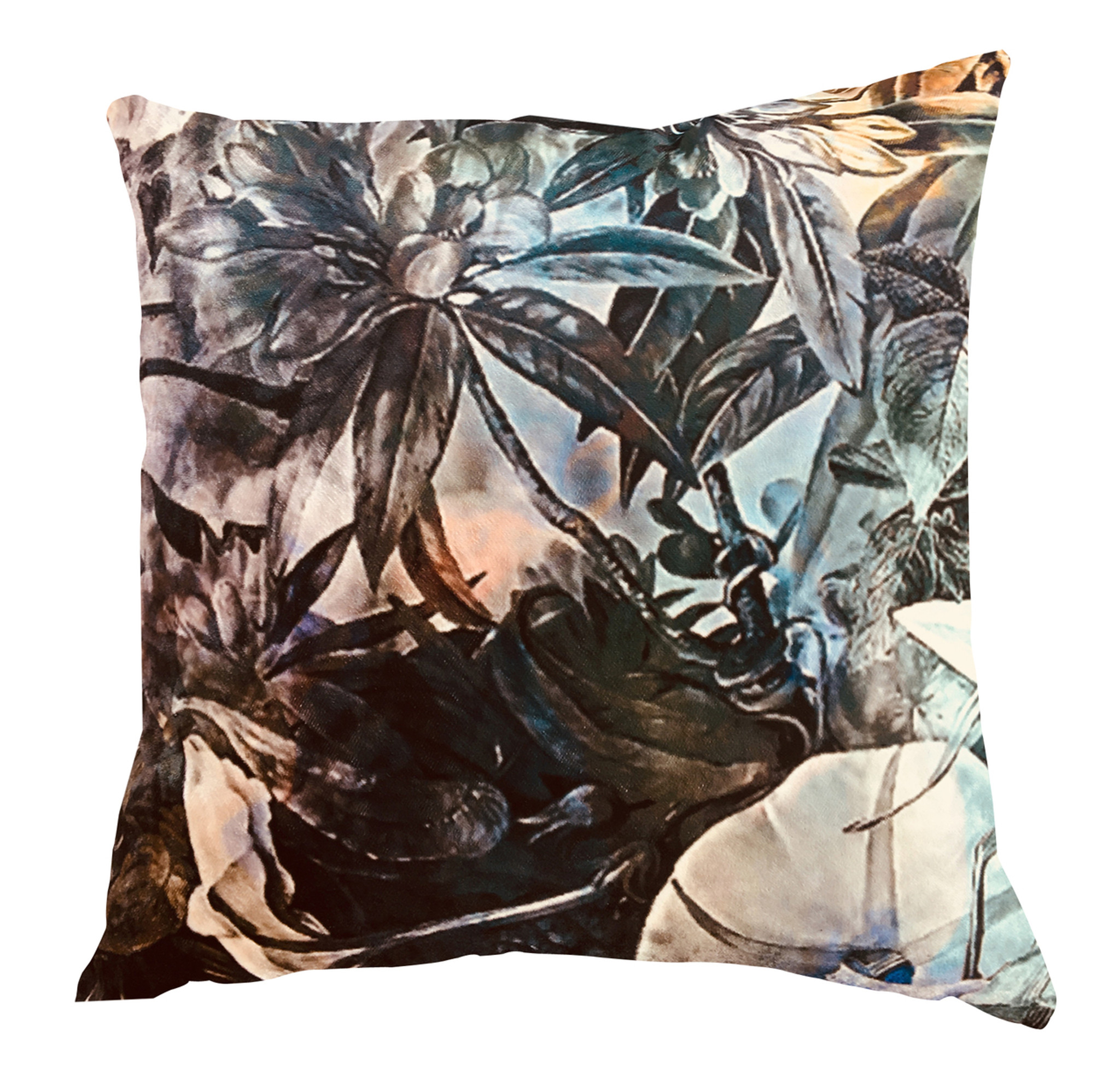 Cushion Cover - Flower Power Incandescent
